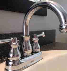 get focused faucet