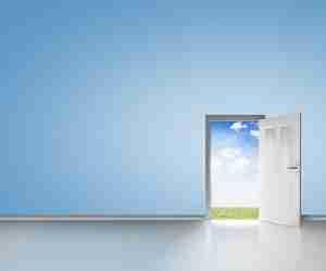 facebook exit door