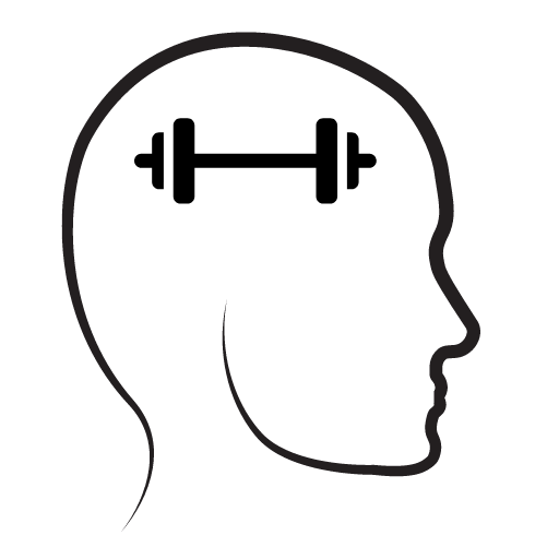 mental muscle icon
